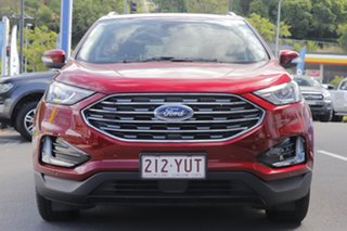 2019 Ford Endura CA 2019MY Trend SelectShift FWD Red 8 Speed Sports Automatic Wagon