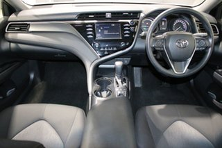 2018 Toyota Camry AXVH71R Ascent (Hybrid) White Continuous Variable Sedan