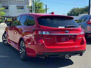 2018 Subaru Levorg V1 MY18 2.0 GT-S CVT AWD Red 8 Speed Constant Variable Wagon.