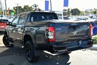 2020 Mitsubishi Triton MR MY20 GSR Double Cab Graphite Grey 6 Speed Sports Automatic Utility.