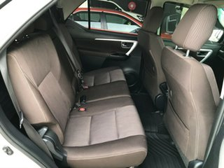 2016 Toyota Fortuner GUN156R GXL Silver Sky 6 Speed Automatic Wagon