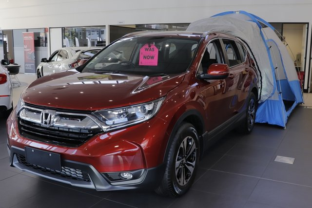 Demo Honda CR-V RW MY20 VTi FWD, 2019 Honda CR-V RW MY20 VTi FWD Passion Red 1 Speed Constant Variable Wagon