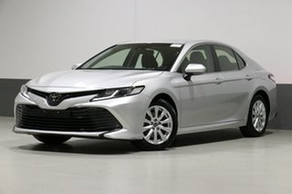 2018 Toyota Camry ASV70R Ascent Silver 6 Speed Automatic Sedan.