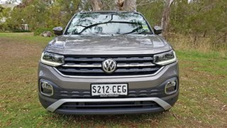 2020 Volkswagen T-Cross C1 MY20 85TSI DSG FWD Style Limestone Grey 7 Speed