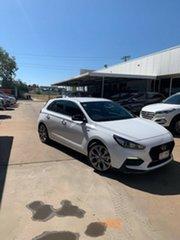 2019 Hyundai i30 Polar White DCT 7 Speed i-30 (PD) 5-DOOR.
