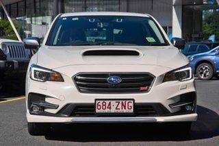 2019 Subaru Levorg V1 MY19 2.0 STI Sport CVT AWD White 8 Speed Constant Variable Wagon