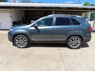 2013 Kia Sorento Platinum Green Automatic Wagon