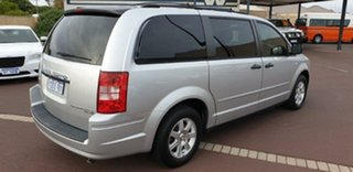 2009 Chrysler Grand Voyager RT 5th Gen MY08 LX Silver 6 Speed Automatic Wagon