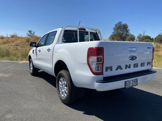 2019 Ford Ranger PX MkIII 2020.25MY XLS Pick-up Double Cab Arctic White 6 Speed Sports Automatic.