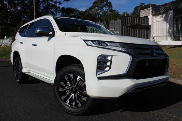 New Mitsubishi Pajero Sport QF MY20 GLS, 2020 Mitsubishi Pajero Sport QF MY20 GLS White 8 Speed Sports Automatic Wagon
