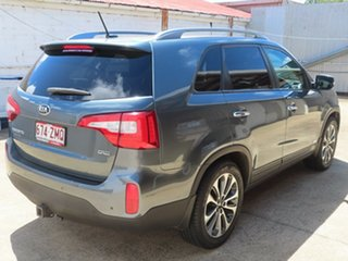 2013 Kia Sorento Platinum Green Automatic Wagon.