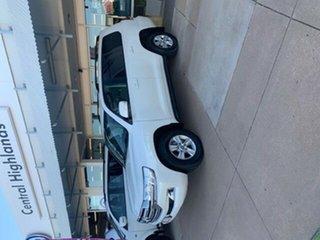 2017 Toyota Landcruiser VDJ200R MY16 GXL (4x4) White 6 Speed Automatic Wagon