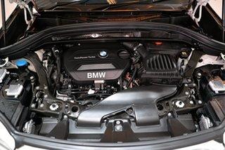 2016 BMW X1 F48 sDrive18d Steptronic White 8 Speed Sports Automatic Wagon