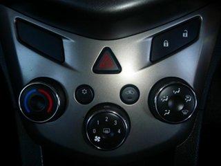 2013 Holden Barina TM MY13 CD Black 5 Speed Manual Hatchback