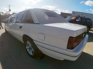 1990 Ford Fairlane NAII White 4 Speed Automatic Sedan