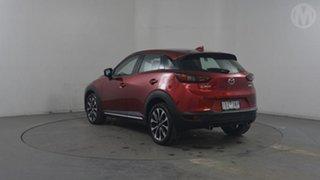 2019 Mazda CX-3 DK MY19 Akari (FWD) Soul Red Crystal 6 Speed Automatic Wagon