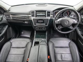 2014 Mercedes-Benz ML350 CDI BlueTEC 166 MY14 4x4 Black 7 Speed Automatic Wagon