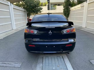 2017 Mitsubishi Lancer CF MY17 ES Sport Black 6 Speed Constant Variable Sedan