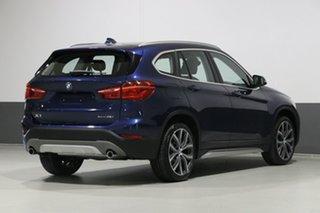 2018 BMW X1 F48 MY18 xDrive 25I Blue 8 Speed Automatic Wagon