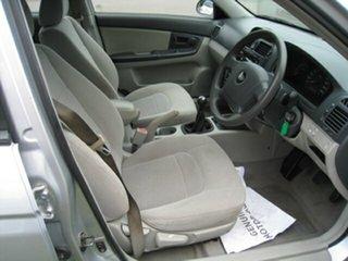 2006 Kia Cerato LD Silver 5 Speed Manual Sedan