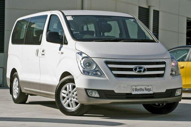 Used Hyundai iMAX TQ3-W Series II MY17 , 2016 Hyundai iMAX TQ3-W Series II MY17 White 5 Speed Automatic Wagon