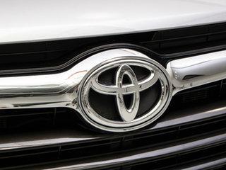 2015 Toyota Kluger GSU55R GXL (4x4) Silver 6 Speed Automatic Wagon