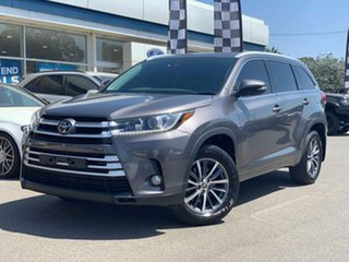 2018 Toyota Kluger GXL Grey Sports Automatic Wagon.