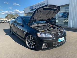 2012 Holden Ute SS - V Black Sports Automatic Utility - Extended Cab