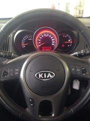 2011 Kia Cerato TD MY12 SLi Titanium Silver 6 Speed Manual Hatchback