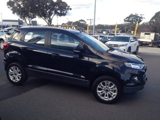 2017 Ford Ecosport BK Titanium Black 6 Speed Sports Automatic Dual Clutch Wagon