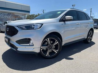2019 Ford Endura ST-Line Ingot Silver Sports Automatic Wagon