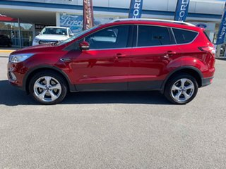 2018 Ford Escape ZG 2018.00MY Trend Red 6 Speed Sports Automatic Dual Clutch Wagon.