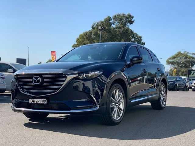 Used Mazda CX-9 TC GT, 2016 Mazda CX-9 TC GT Blue 6 Speed Sports Automatic Wagon