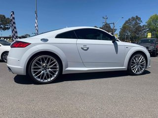2016 Audi TT S Line White Sports Automatic Dual Clutch Coupe