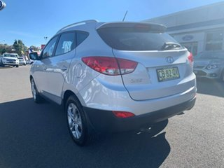 2014 Hyundai ix35 Active Silver Sports Automatic Wagon