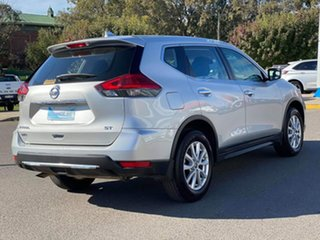 2018 Nissan X-Trail ST Silver Constant Variable Wagon