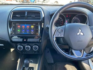 2018 Mitsubishi ASX LS White Constant Variable Wagon