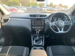2018 Nissan Qashqai ST White Constant Variable Wagon