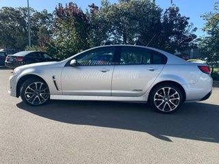 2017 Holden Commodore VF II MY17 SS Silver 6 Speed Sports Automatic Sedan.