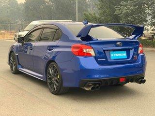 2017 Subaru WRX STI - spec.R Blue Manual Sedan.