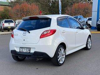 2012 Mazda 2 Genki White Automatic Hatchback