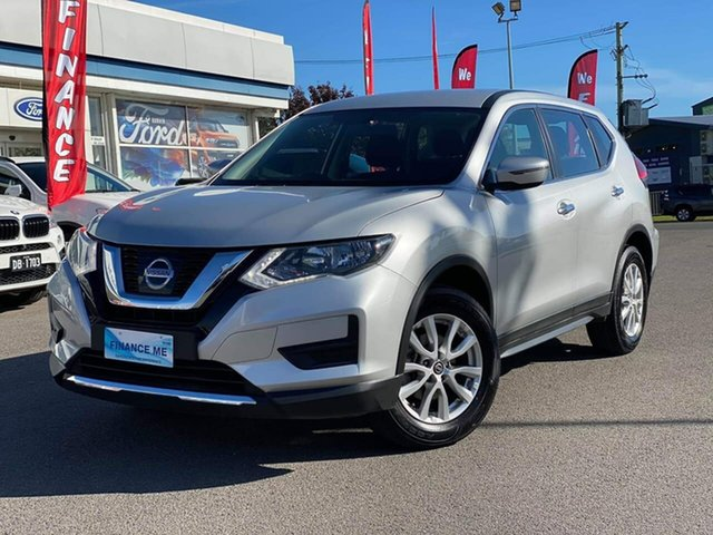 Used Nissan X-Trail  ST, 2018 Nissan X-Trail ST Silver Constant Variable Wagon