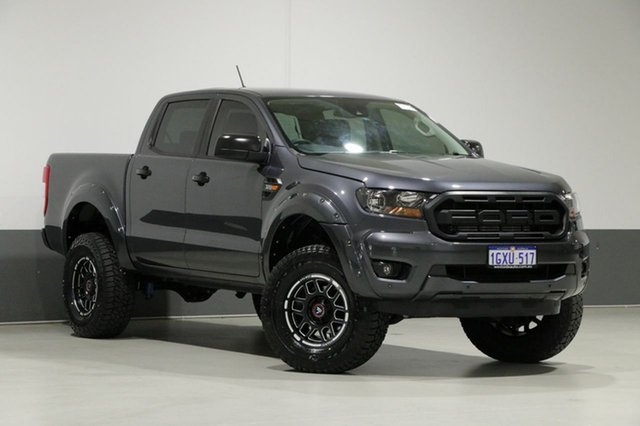Used Ford Ranger PX MkIII MY19.75 XLS 3.2 (4x4), 2019 Ford Ranger PX MkIII MY19.75 XLS 3.2 (4x4) Graphite 6 Speed Automatic Double Cab Pickup