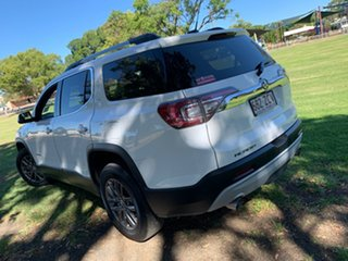 2018 Holden Acadia AC MY19 LTZ AWD White 9 Speed Sports Automatic Wagon