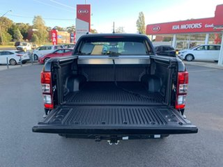 2019 Ford Ranger Wildtrak Shadow Black Sports Automatic Dual Cab Utility