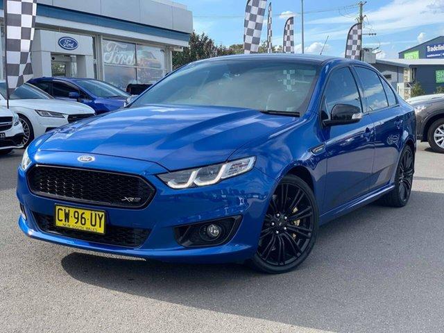 Used Ford Falcon  , 2016 Ford Falcon XR8 - Sprint Blue Sports Automatic Sedan