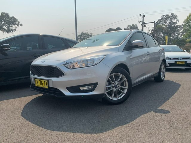 Used Ford Focus LZ Trend, 2018 Ford Focus LZ Trend Silver 6 Speed Automatic Hatchback