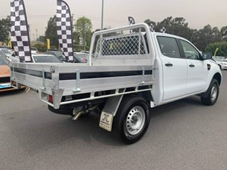 2018 Ford Ranger XL - Hi-Rider Frozen White Sports Automatic Cab Chassis - Dual Cab