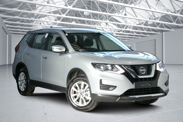 Used Nissan X-Trail T32 Series 2 ST (2WD), 2019 Nissan X-Trail T32 Series 2 ST (2WD) Brilliant Silver Continuous Variable Wagon