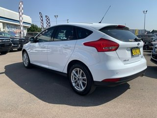 2012 Ford Focus Trend White Automatic Hatchback
